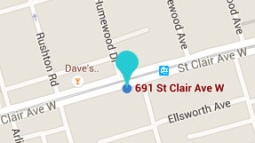 691 St. Clair Location